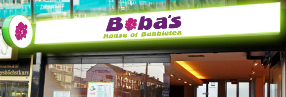 CORPORATE DESIGN / BOBA´S