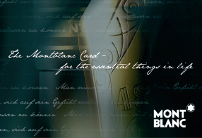 BOOKLET / MONTBLANC