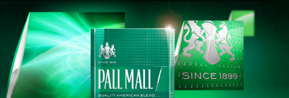 VISUALS & ADVERTS / PALL MALL
