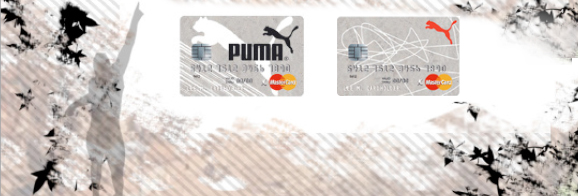 PRESENTATION & CREDIT-CARDS / PUMA