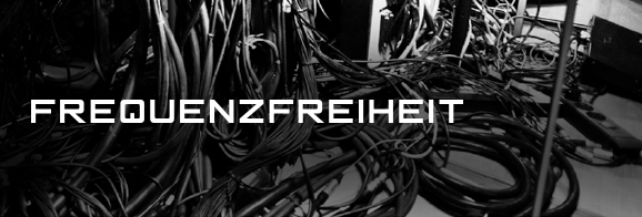 CORPORATE DESIGN / FREQUENZFREIHEIT