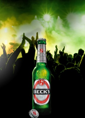 KEYVISUAL & PROMOTION / BECK´S